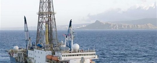 AGM & Technical Lecture 06 February 2020 – Scientific Ocean Drilling – the IODP Programme
